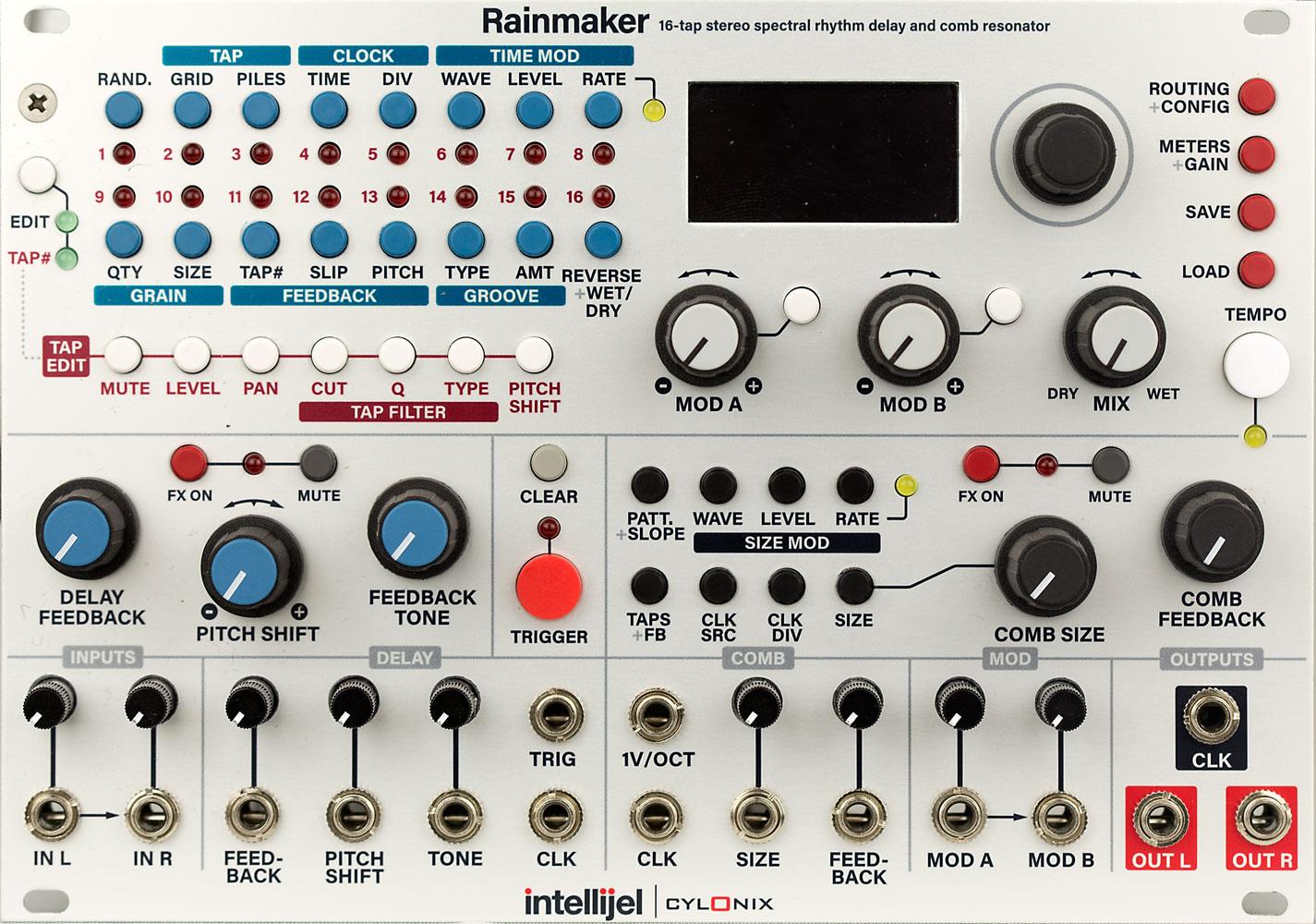 Cylonix Rainmaker
