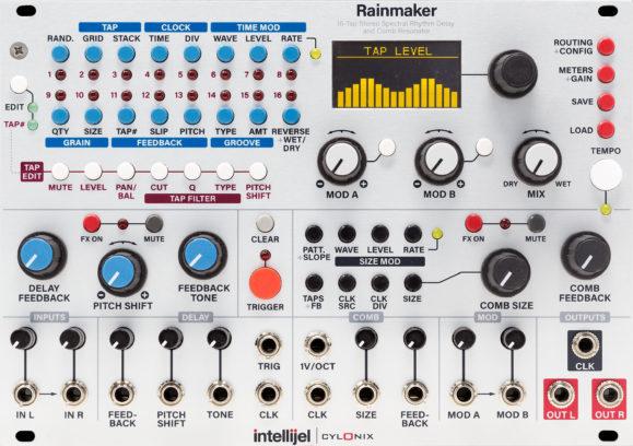 eurorack Stereo processor Module